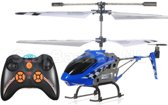 Syma S107N 3CH Metal RC Helicopter met Gyro Blauw