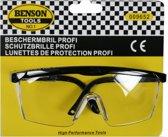 Beschermbril profi bril - veiligheidsbril - vuurwerkbril
