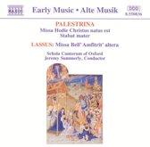 Lassus/Palestrina: Masses