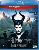 Maleficent (3D Blu-ray)