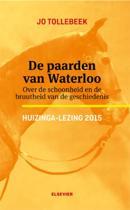 Huizinga-lezingen 2015 - De paarden van Waterloo