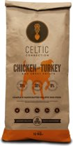 Celtic Connection - Chicken with Turkey & Sweet Potato - 12Kg