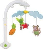 Taf Toys Muziekmobiel met licht projector Tropical voor box en ledikant - 0+ maanden