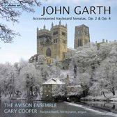 John Garth ; Keyboard Sonatas, Op. 2 & Op. 4.