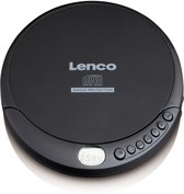 Lenco CD-200 - Discman / Portable CD-player met MP3 en shock-protection