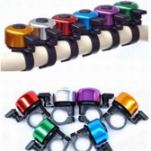 Zwart Fiets bells Voor Veiligheid Fietsen Metalen Ring Bike