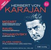 Tchaikovsky/Ravel/Mozart