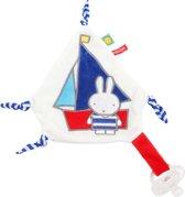 Nijntje Sailor Knuffeldoekje - Blauw