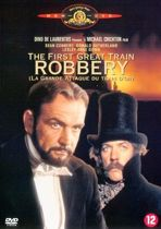 First Great Train Robbery (dvd)