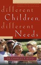 Different Children, Different Needs