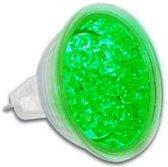 Groene Mr16 Led Lamp 12Vac