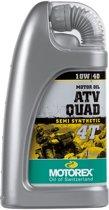 Motorex ATV Quad 4T 10W/40-1 Liter