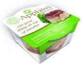 Applaws cat layer pot chicken / lamb 12 x 70 gr