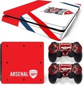 Arsenal - PS4 Slim skin
