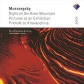 Mussorgsky: Night on the Bare Mountain etc / Saraste, Toronto SO