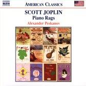 Joplin : Piano Rags