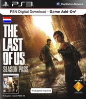 PlayStation Network Voucher Card: The Last of Us Season Pass Nederland PS3 + PSN