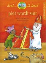 Ssst... ik lees! - Ssst...ik lees! Piet wordt Sint