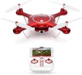 Syma X5UW FPV Live Camera drone  + extra accu en batterijen (control APP)