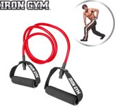 Iron Gym Tube Trainer - Weerstandsband - Resistance band