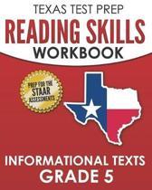 Texas Test Prep Reading Skills Workbook Informational Texts Grade 5