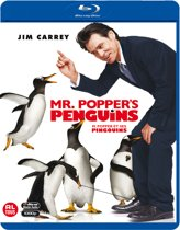 Mr. Popper's Penguins (blu-ray)