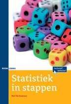 Statistiek in stappen