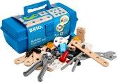 BRIO Builder- Starter gereedschapskist - 34586