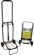 Hofftech Trolley Steekwagen Opvouwbaar - Lichtgewicht - 5x30x80cm