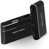 3in1 USB naar HDMI VGA Audio Video Converter adapter