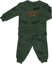 Frogs and Dogs Jongens Pyjama Super Hero Arona