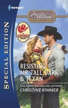 Resisting Mr. Tall, Dark & Texan
