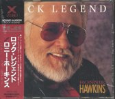 Ronnie Hawkins Rock Legend