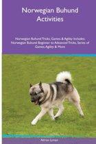 Norwegian Buhund Activities Norwegian Buhund Tricks, Games & Agility. Includes