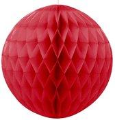 Honeycomb Bal XL Rood 50cm