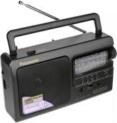 Panasonic RF-3500 E-K - Zwart