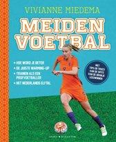 Bol Com Het Meidenvoetbal Doeboek Vivianne Miedema