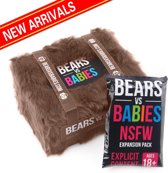 Bears vs Babies + NSFW Expansion Pack Big Sale