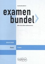 Examenbundel havo Frans 2019/2020