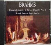 Brahms Clarinet Quintet / String Quartet