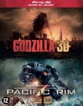 Godzilla + Pacific Rim (3D+2D Blu-ray)