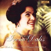 Irene Dalis, Recital