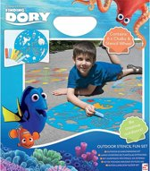 Disney Finding Dory stoepkrijt set