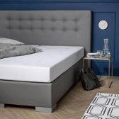 Presence  Standaard hoeslaken, Molton Hoeslaken - Maat: 90 x 200 - Katoen -   - Presence - Maat: 90 x 200