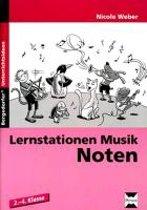 Lernstationen Musik: Noten
