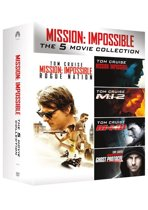 Mission: Impossible - The 5 Movie Collection