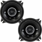 Kicker 10cm DSC40 Coaxiaal 2-weg speakerset