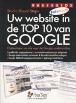Basisgids Uw website in de top 10 van Google