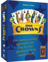 Five Crowns - Kaartspel