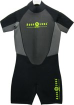 Aqua Lung Sport Rando - Shorty - Heren - ML - Zwart/Geel